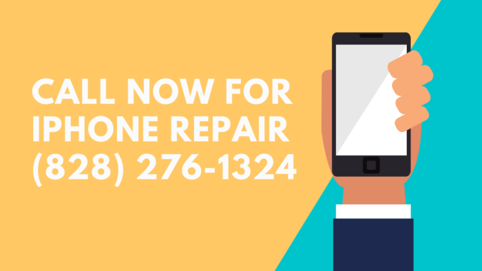 Call now for iPhone repair